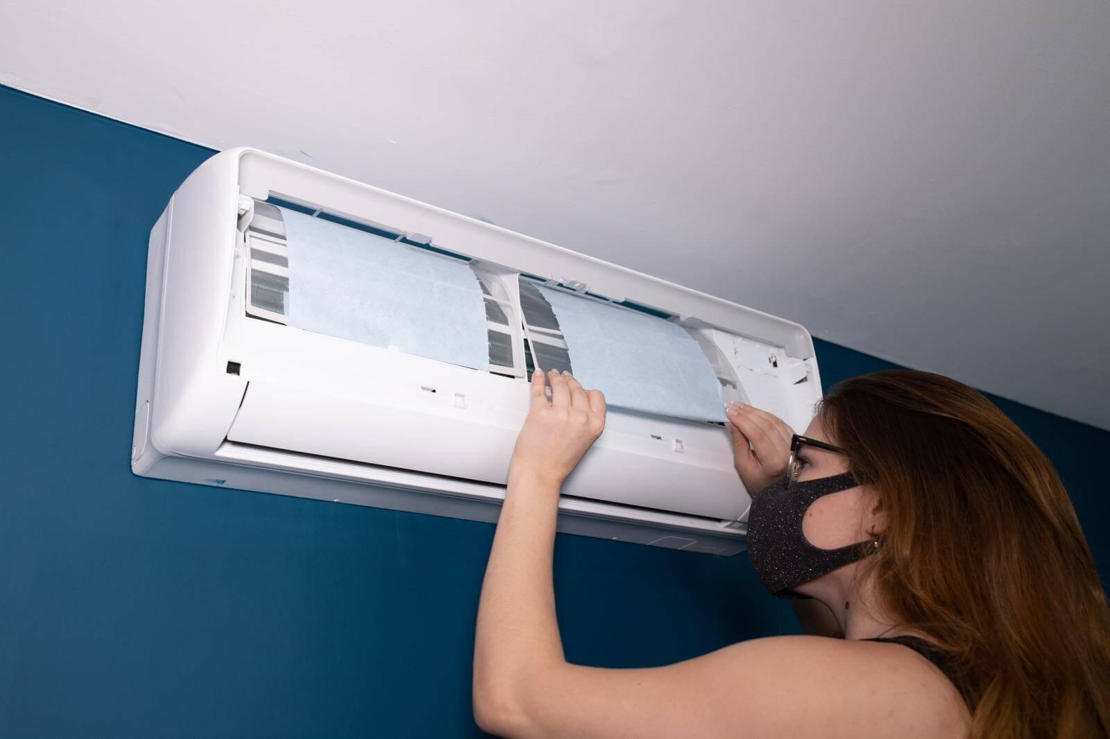Saúde em ambientes internos começa pelo filtro do ar condicionado